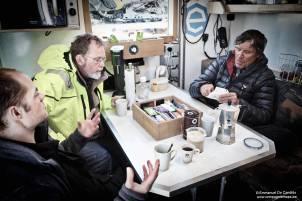 71. Traverse Caboose café
