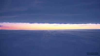 78. Base Roi Baudouin BRB soir Ligne ciel nuages sol