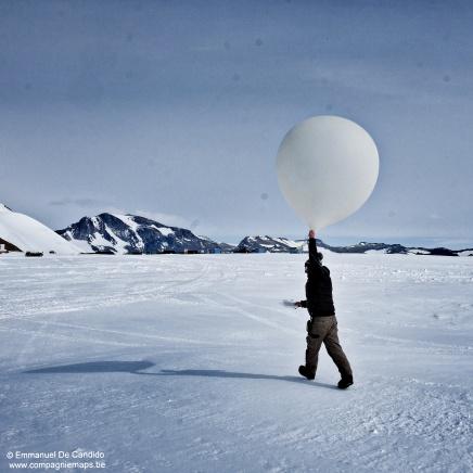 94. Pierrot ballon météo
